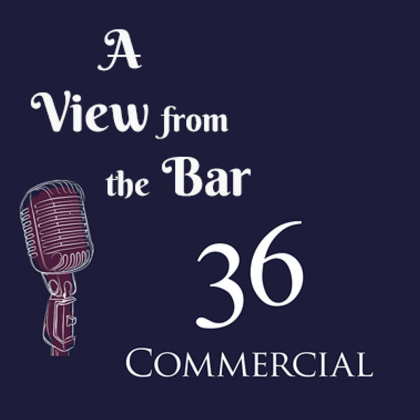 A view from the Bar Podcast Artwork Image