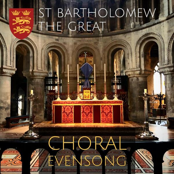 Evensong from London's oldest parish church Podcast Artwork Image