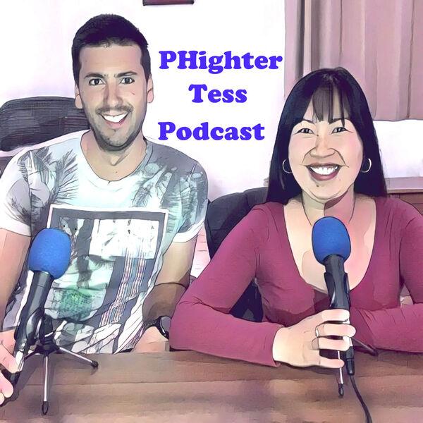 PHighter Tess Podcast Podcast Artwork Image