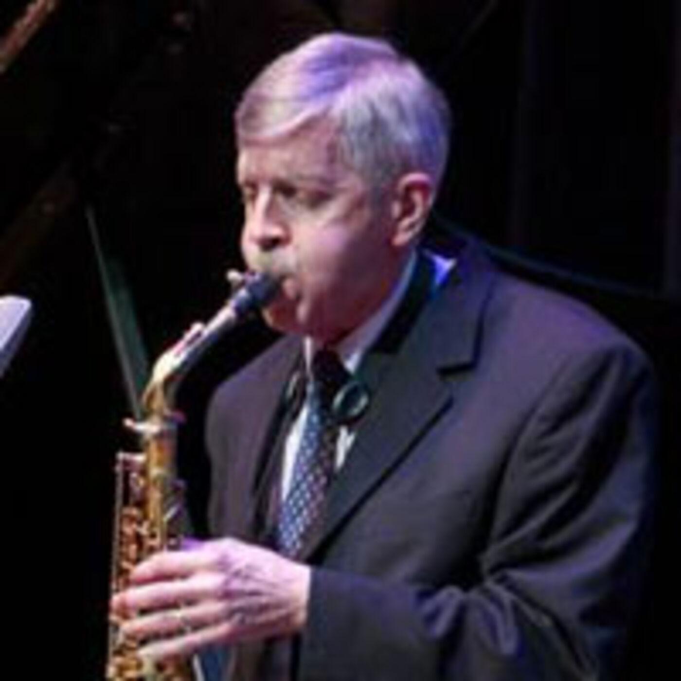 Episode 3 - A conversation with the legendary jazz educator and NEA Jazz Master, Jamey Aebersold.