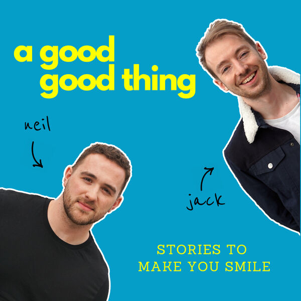 a good good thing Podcast Artwork Image