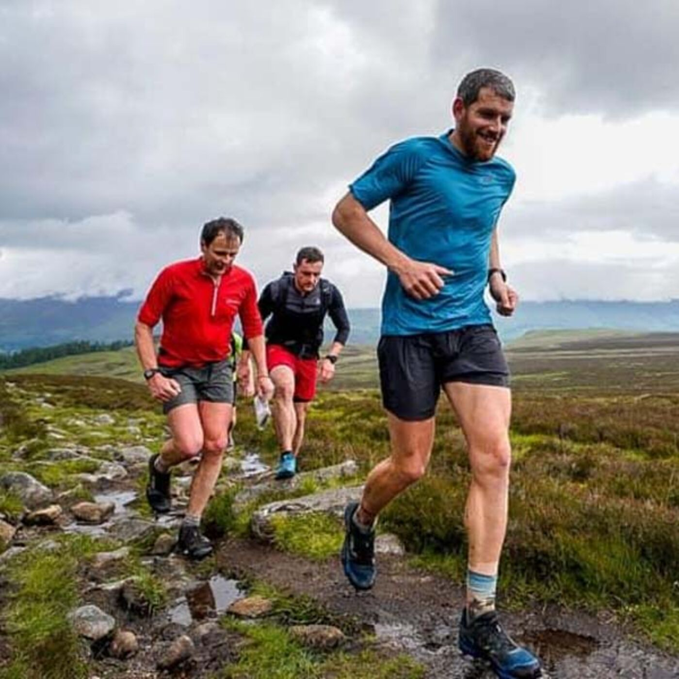 Ep 248 - Running the Wainwrights with Paul Tierney