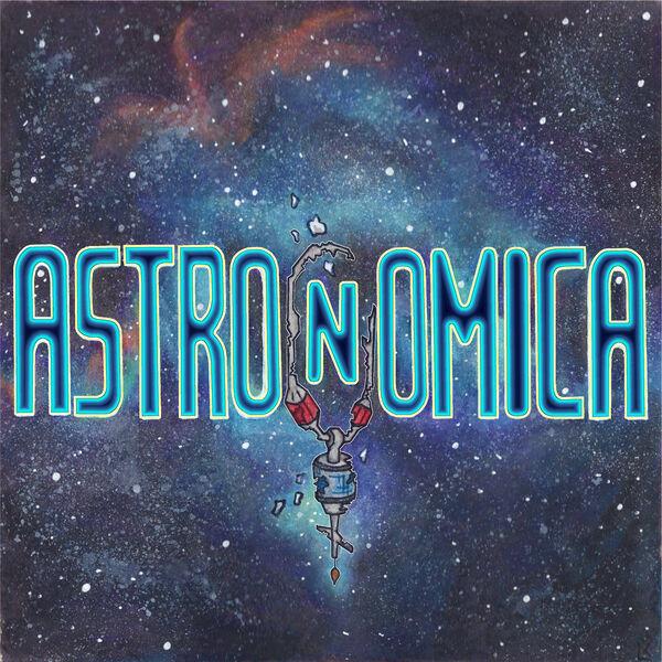 Astronomica Podcast Artwork Image