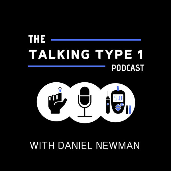 The Talking Type 1 Podcast  Podcast Artwork Image