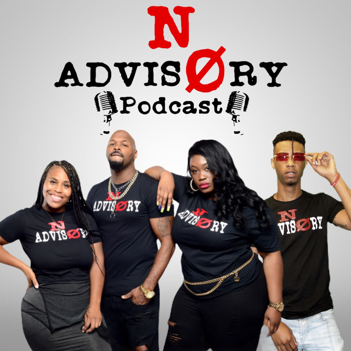 Noadvisory Talks Black College Roommates, Bronny hitting the Blunt, Vanessa Bryant and More!