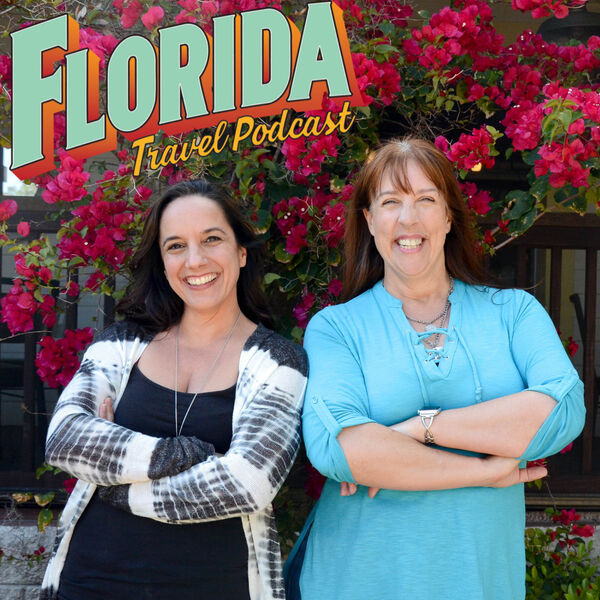 Florida Travel Pod  Podcast Artwork Image