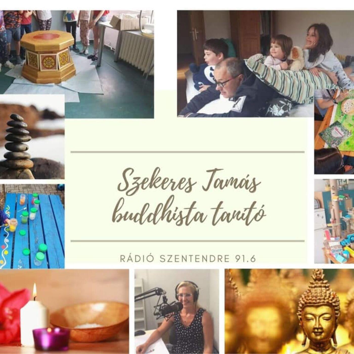 Szekeres Tamás buddhista tanító