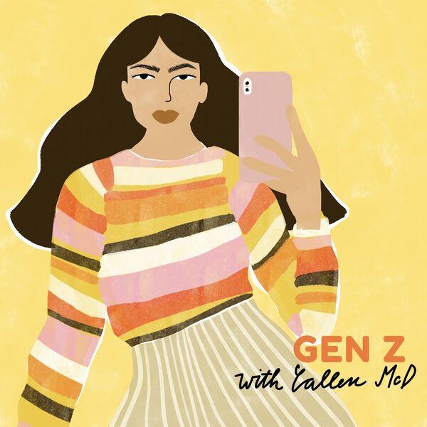 Gen Z with Callen McD Podcast Artwork Image