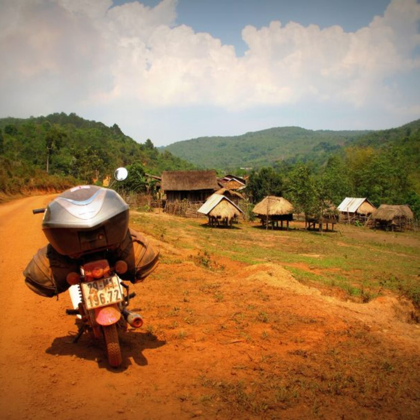 The Ho Chi Minh Trail by Motorcycle with Travel Author Antonia Bolingbroke-Kent