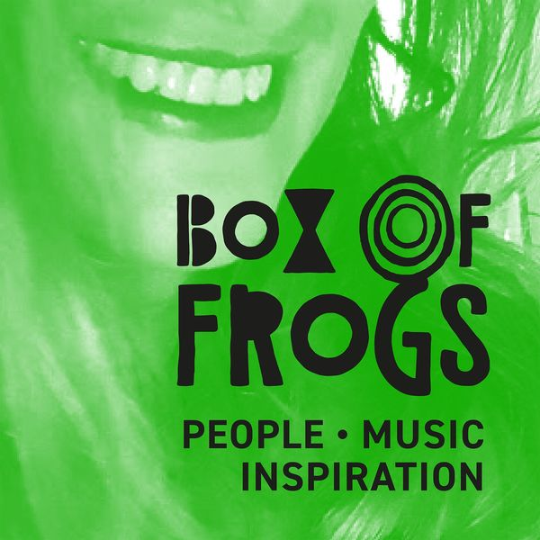 Box of Frogs Podcast Artwork Image
