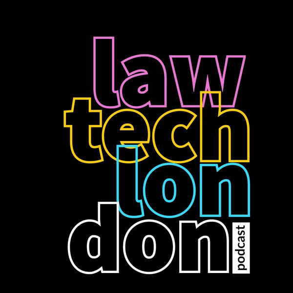 LawTech London Podcast Artwork Image