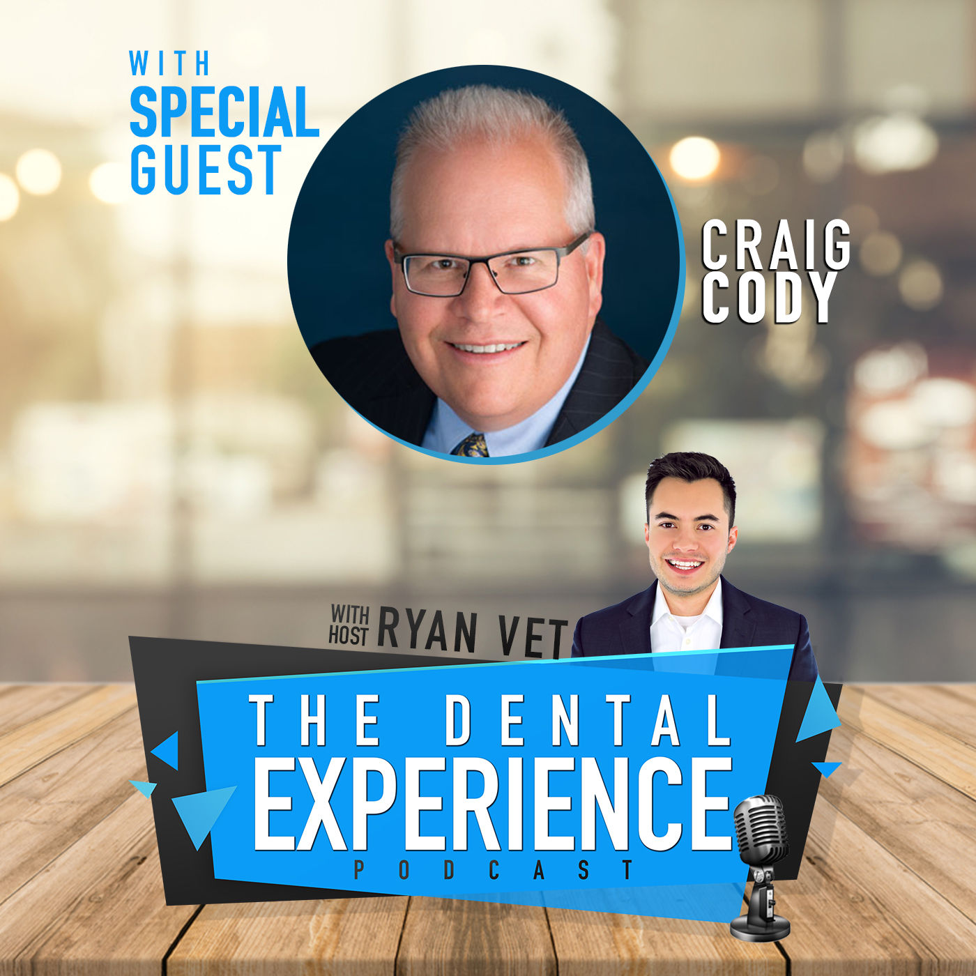 Episode 206: 12 Tax Tips for Dentists with guest Craig Cody, CPA