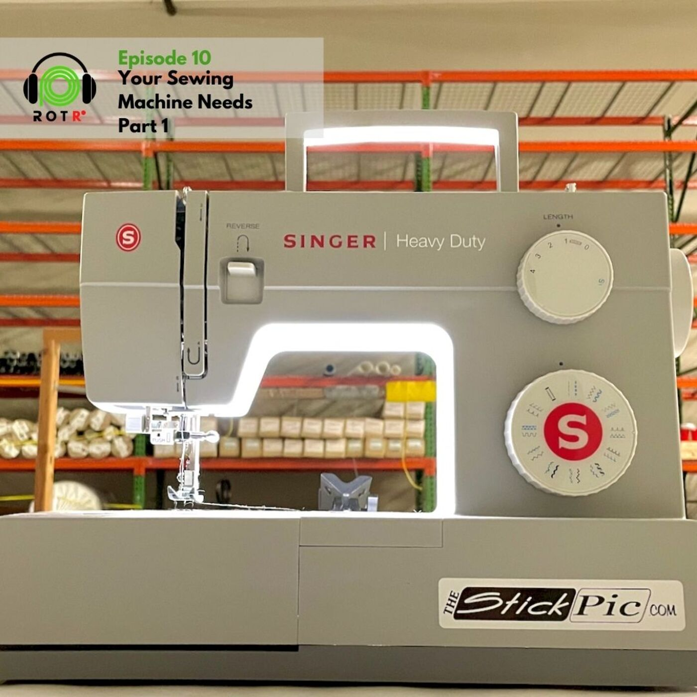 Your Sewing Machine Needs
