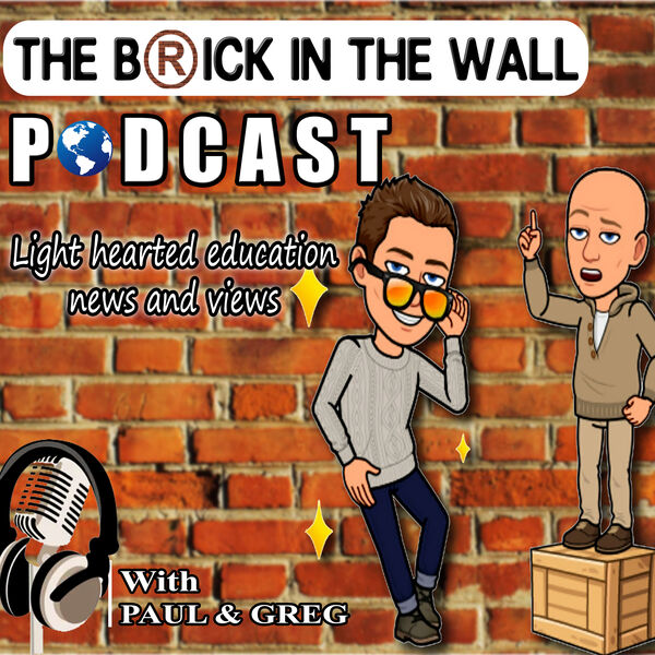 The Brick In The Wall Podcast Artwork Image