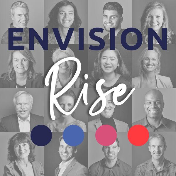 Envision RISE Podcast Artwork Image