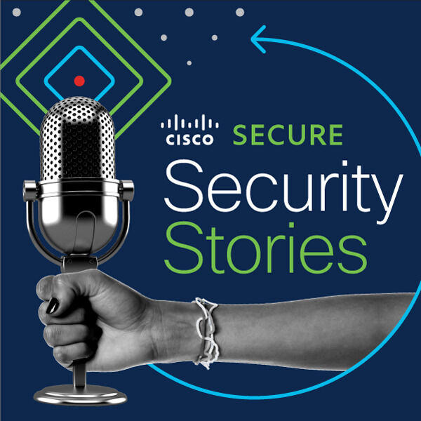 Security Stories Podcast Artwork Image