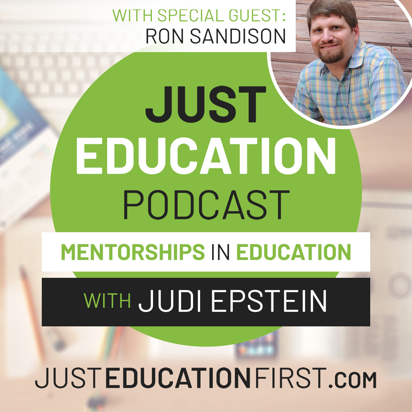 Episode 28 - Ron Sandison | Autism: Refined not cured.