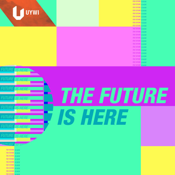 The Future Is Here Podcast Artwork Image