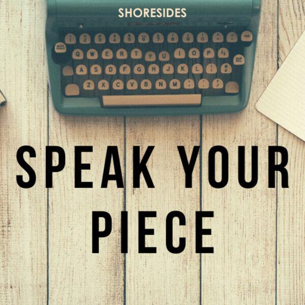 Speak Your Piece Podcast Artwork Image