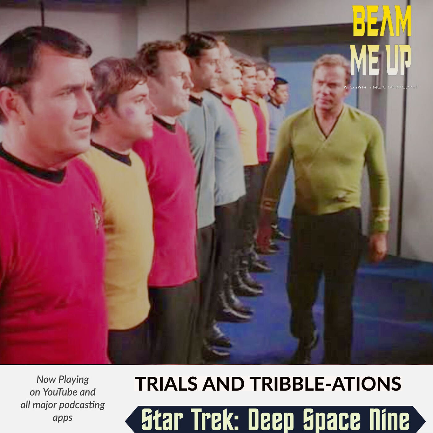 Star Trek: Deep Space Nine   Trials and Tribble-ations
