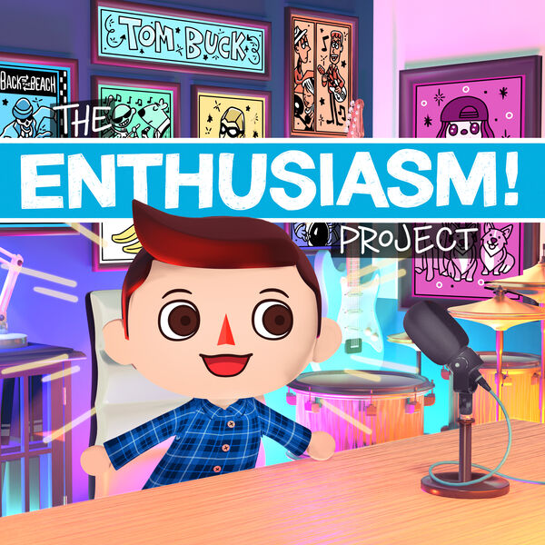 The Enthusiasm Project Podcast Artwork Image