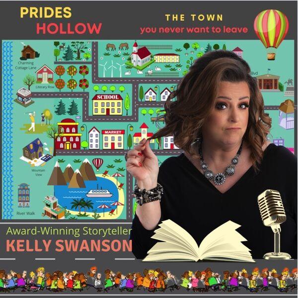 Prides Hollow Story Series by Award-Winning Storyteller Kelly Swanson Podcast Artwork Image