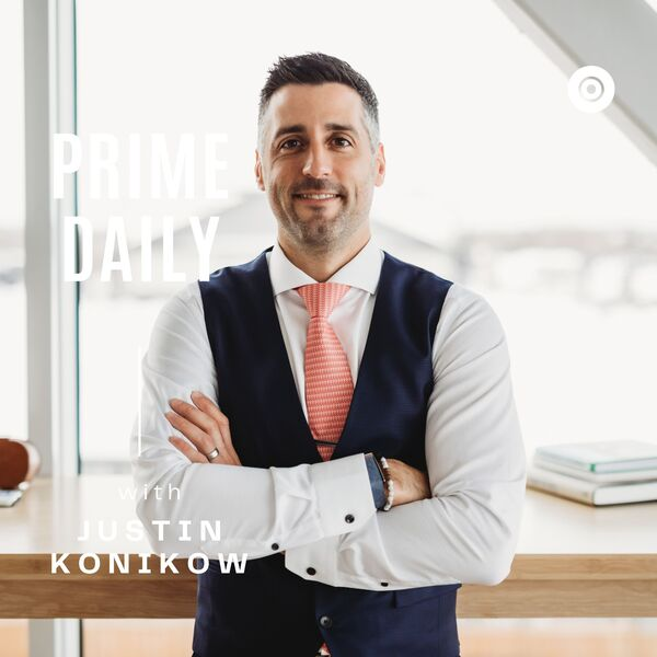 PRIME REAL ESTATE : DAILY TIPS ON SALES, MARKETING AND CONTENT CREATION Podcast Artwork Image