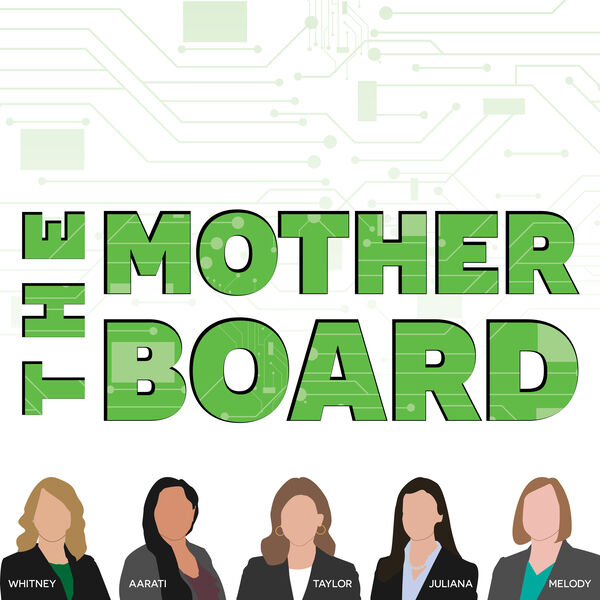 The Mother Board Podcast Artwork Image