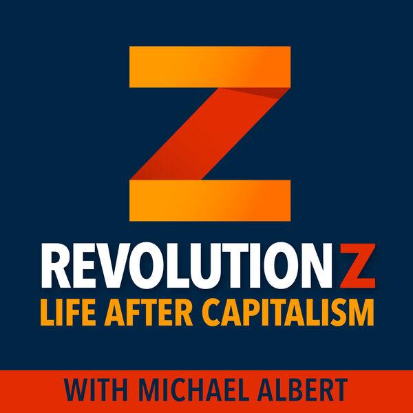 RevolutionZ Podcast Artwork Image