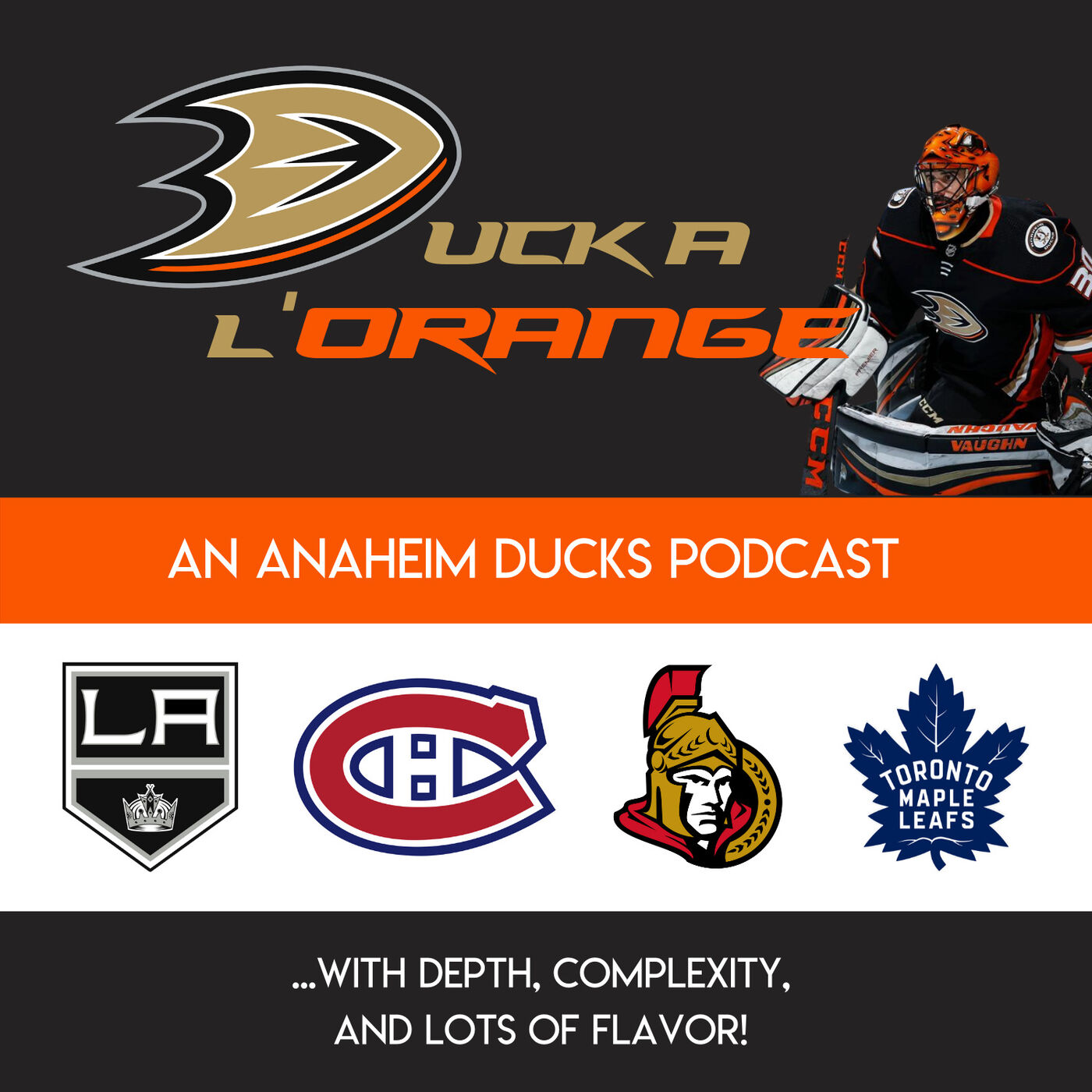 Episode#3: Who's Up for a Road Trip?! Recapping the Ducks Road Trip vs. LA, OTT, MTL & TOR w/ Ducks improving a little to 22-26-7 (7th Pacific)