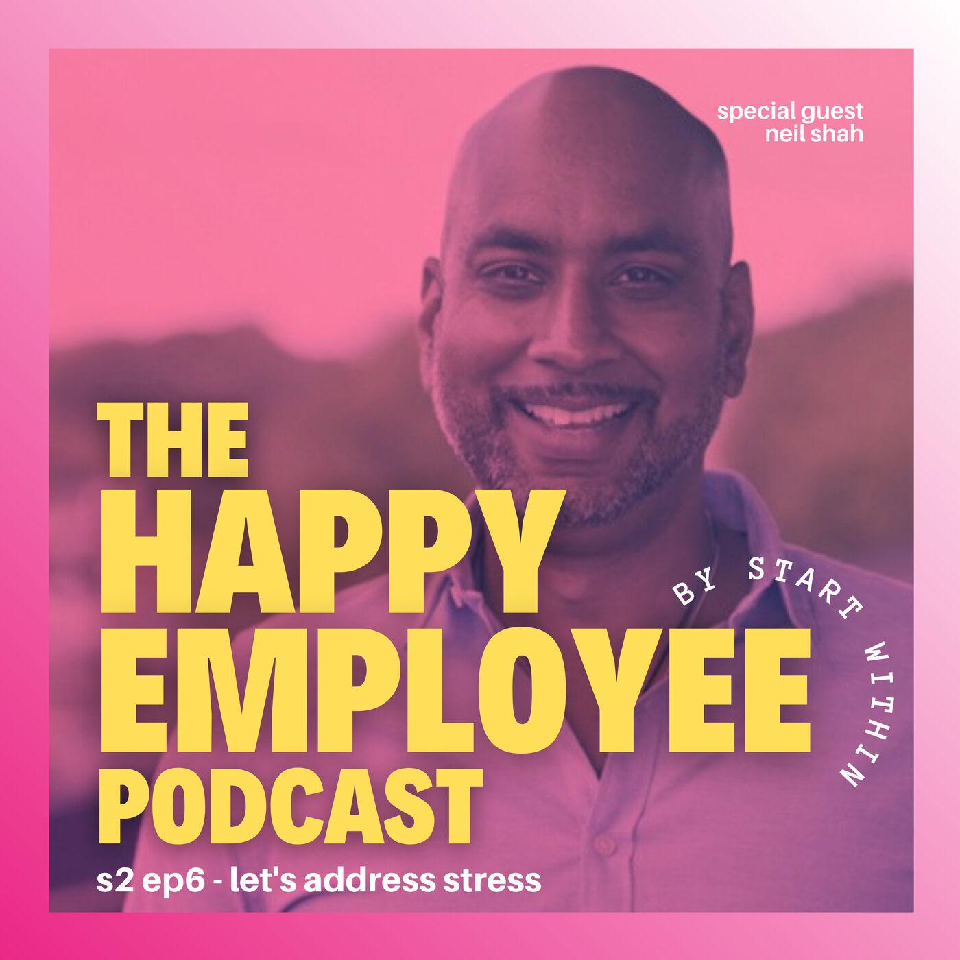 Let's address stress