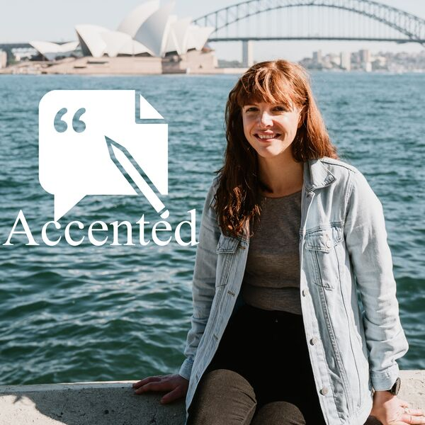 Accented - Learn English Through Conversations Podcast Artwork Image