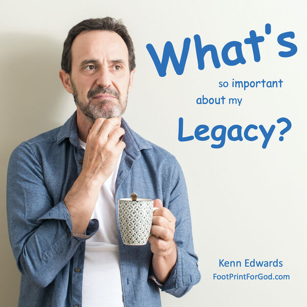 What's so important about my Legacy? Podcast Artwork Image