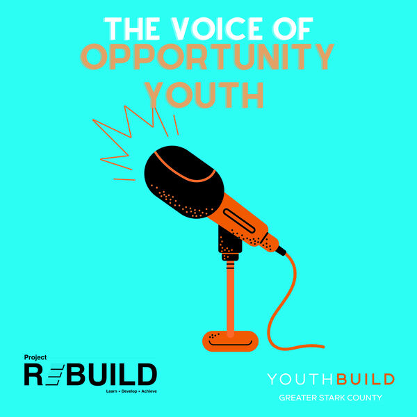 The Voice of Opportunity Youth  Podcast Artwork Image