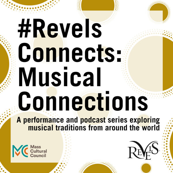 #RevelsConnects: Musical Connections Podcast Artwork Image