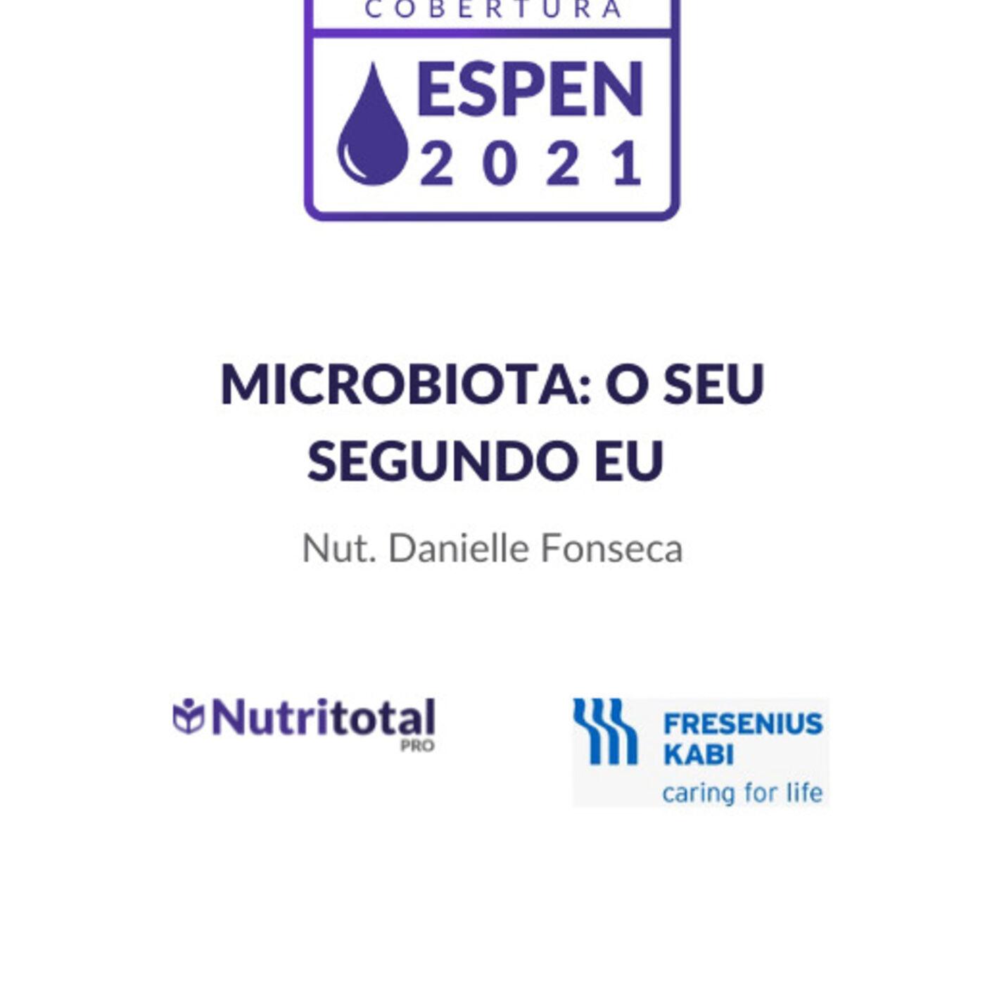 Congresso ESPEN 2021: Microbiota - o seu segundo eu
