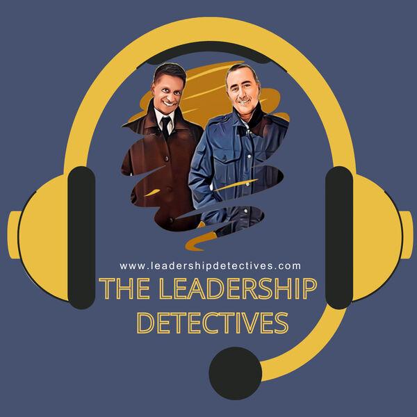 Leadership Detectives Podcast Artwork Image