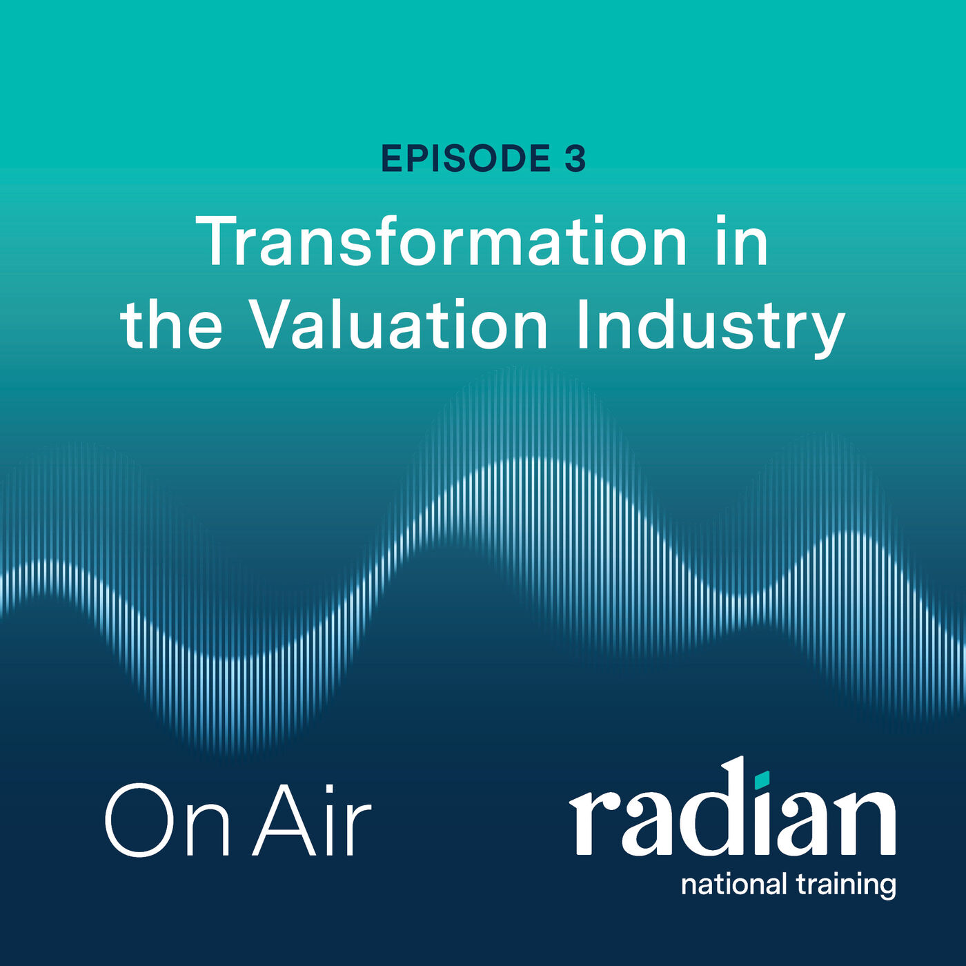 Transformation in the Valuation Industry