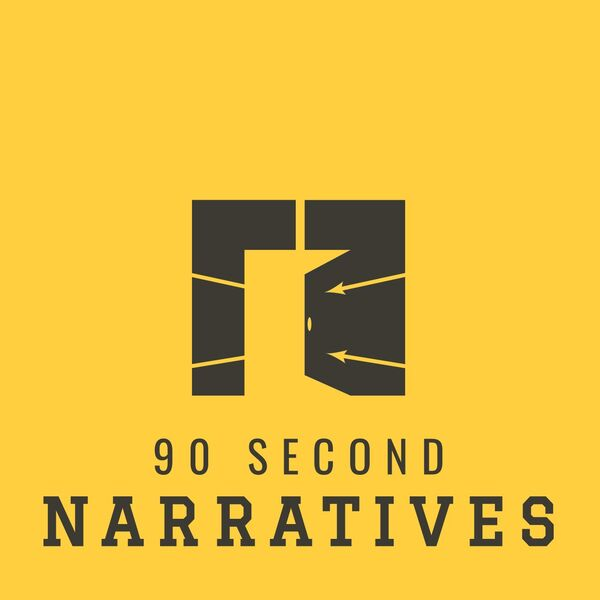 90 Second Narratives Podcast Artwork Image