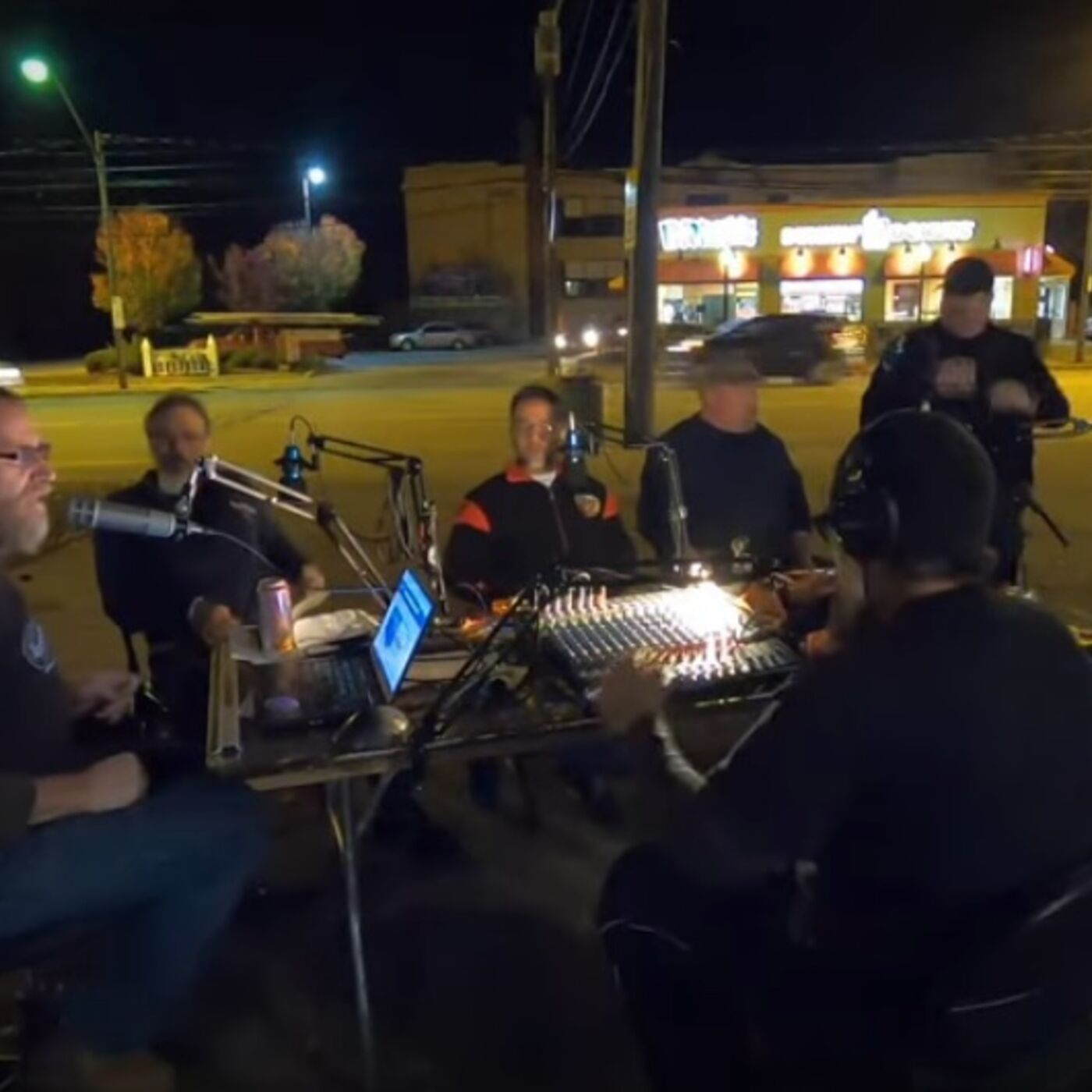 ClevelandMoto Podcast #301 We're outside with fire!