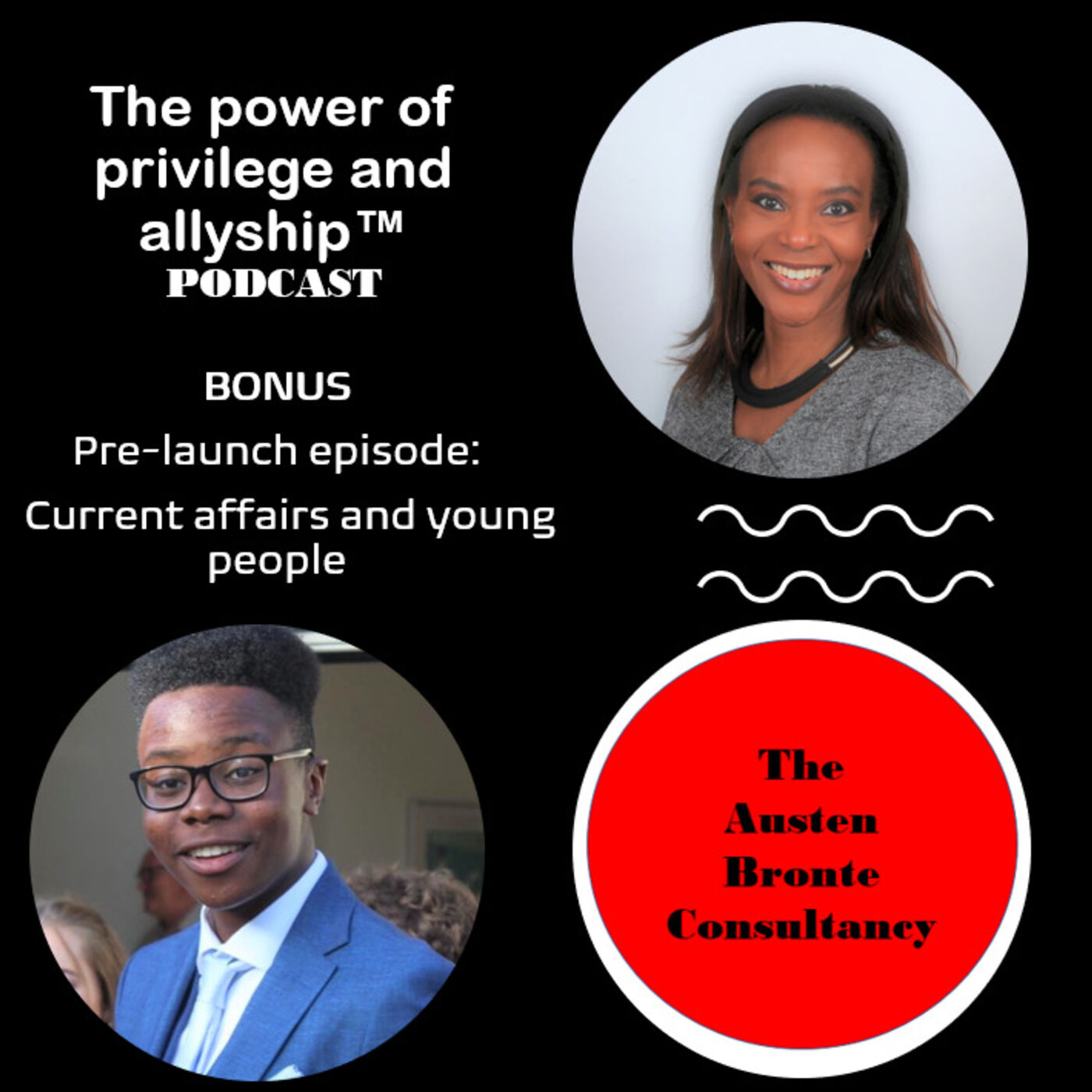 S1 BONUS PRE-LAUNCH EPISODE: Current affairs and young people feat. Max Abimbola