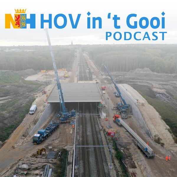 HOV in 't Gooi - Bouwen op een schoenveter Podcast Artwork Image