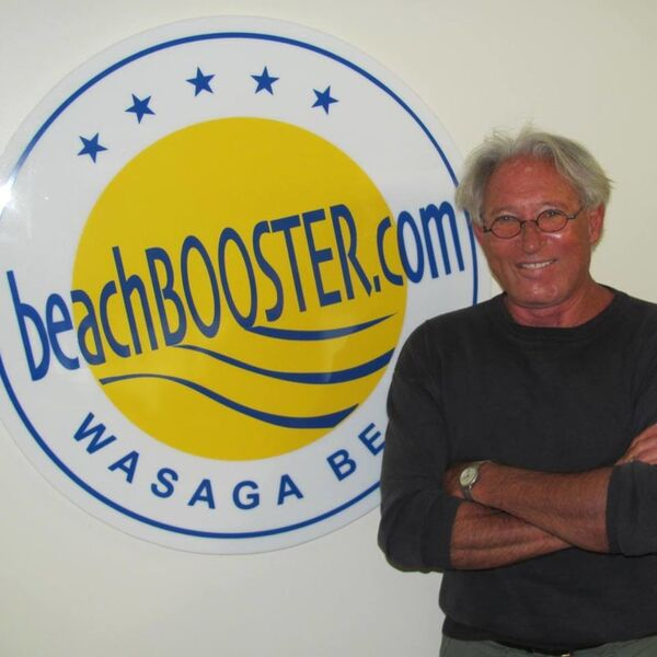 Beach BOOSTER Radio Podcasts Podcast Artwork Image
