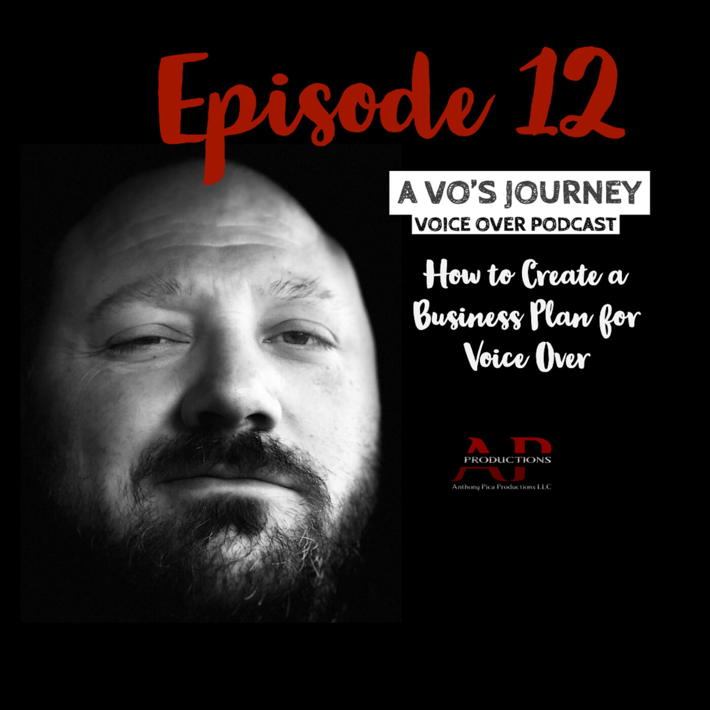 Ep 12: How to Create a Business Plan for Voice Over