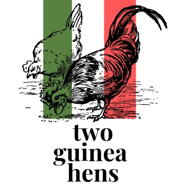 Two Guinea Hens's Podcast Podcast Artwork Image