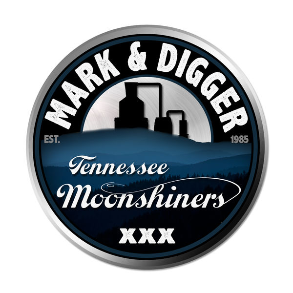 Likker talk with Mark & Digger Podcast Artwork Image