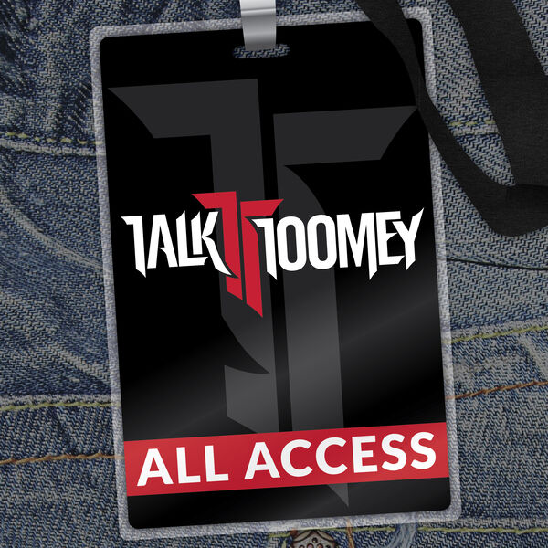 Talk Toomey  Podcast Artwork Image