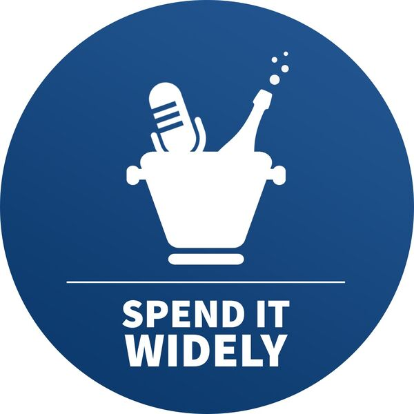 Spend it Widely Podcast Artwork Image