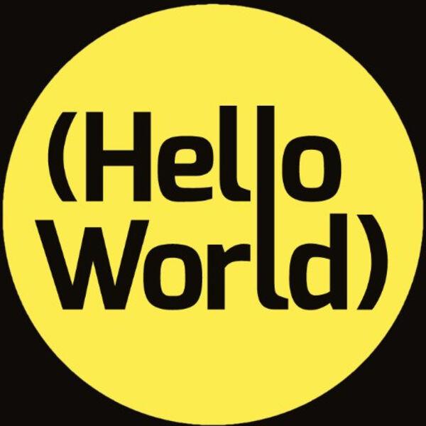 Hello World Podcast Artwork Image