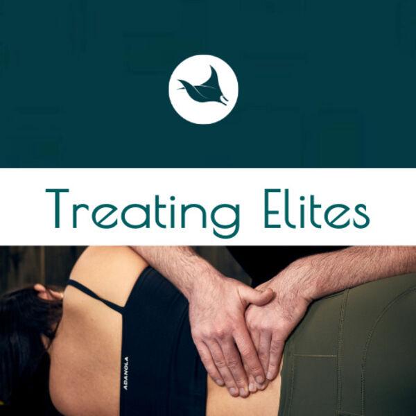 Treating Elites Podcast Artwork Image